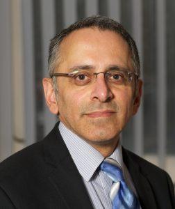 Professor Deepak Uttamchandani, Associate Deputy Principal, Research
